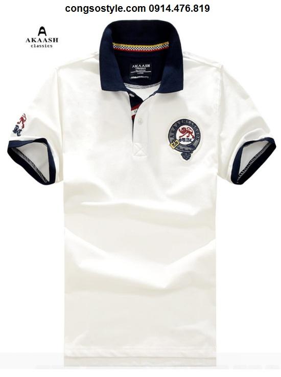 Ao thun nam 5 3 Mách nhỏ bạn một vài mẫu áo thun nam mới nhất cùng cách bảo quản