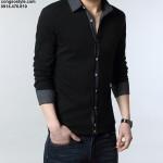 Áo thun nam dài tay Hitz phong cách Hàn Quốc (3)
