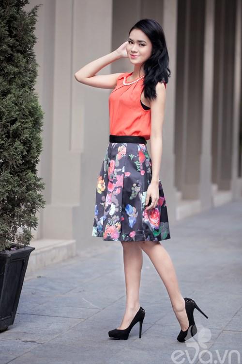 Chân váy hoa (1)