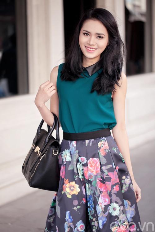 Chân váy hoa (5)