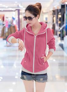 Áo khoác nữ Pink Color