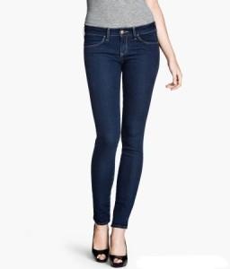 Quần jean nữ H&M cho mùa thời trang 2014