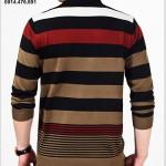 Áo thun nam dài tay chất len mỏng (2)
