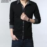 Áo thun nam dài tay Hitz phong cách Hàn Quốc (2)