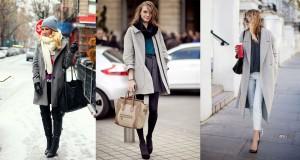 Thời trang công sở nữ màu xám (12)