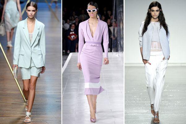 Xu hướng thời trang nữ xuân hè 2014 (1)