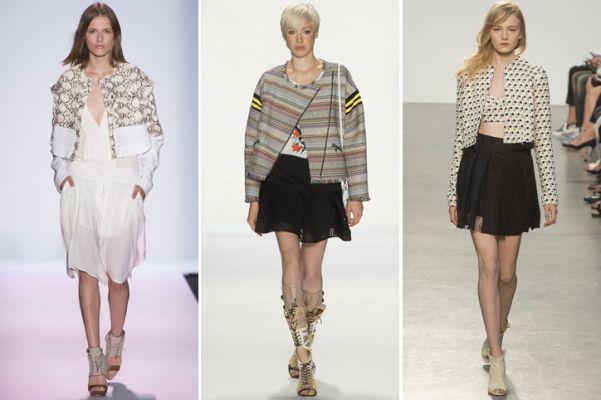 Xu hướng thời trang nữ xuân hè 2014 (2)