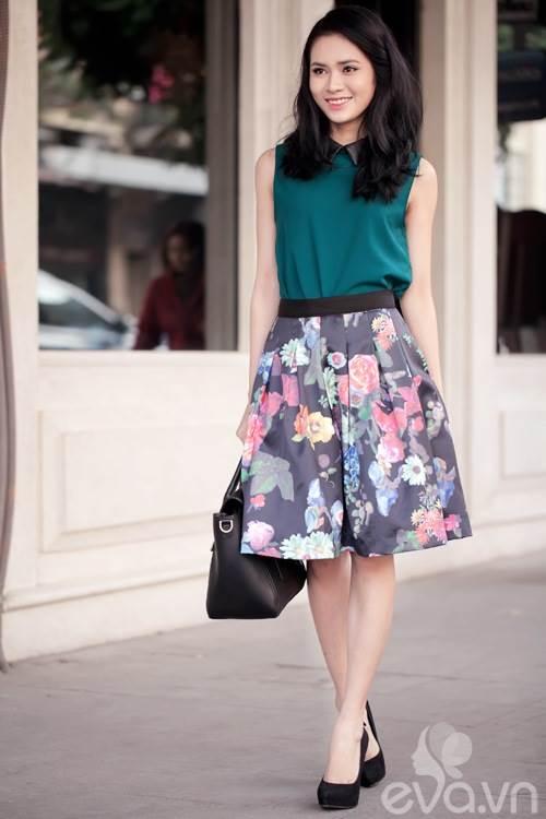 Chân váy hoa (6)