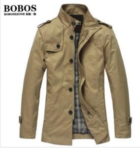 Áo khoác nam chống gió BoBos