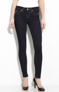 Quần jean nữ True Religion Halle Skinny Stretch jeans