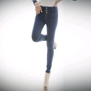 Quần jean nữ phù hợp cho những bạn có đôi chân thon, dài