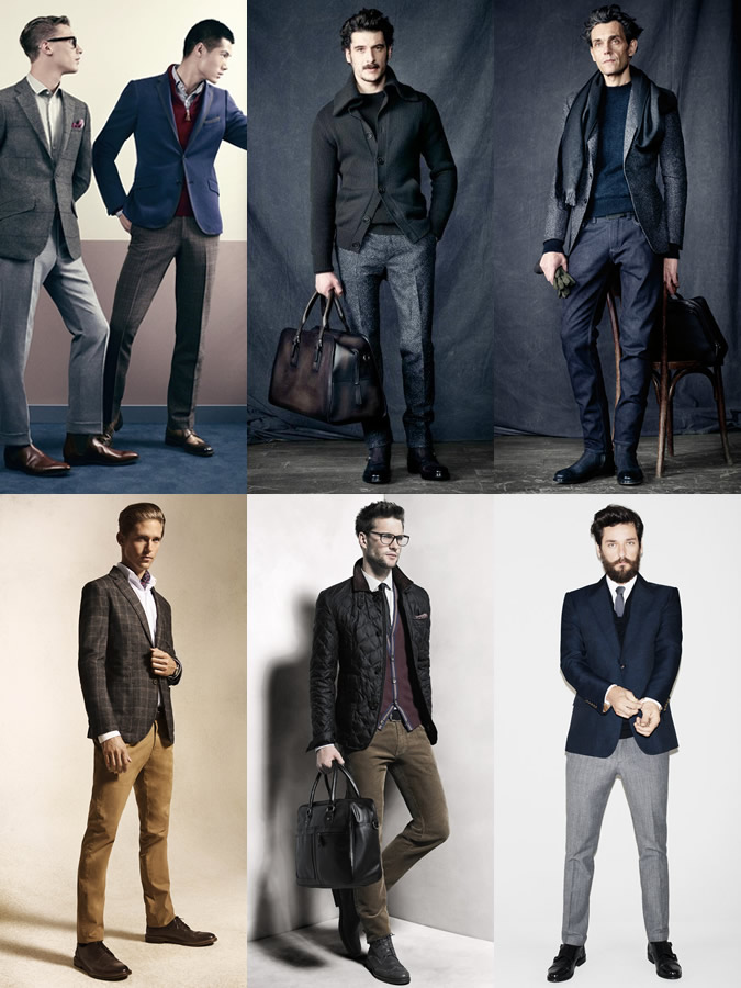 Chọn chiều dài quần chuẩn để không bị trông như gã lùn
